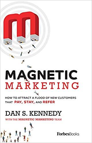 Magnetic Marketing book by Dan Kennedy
