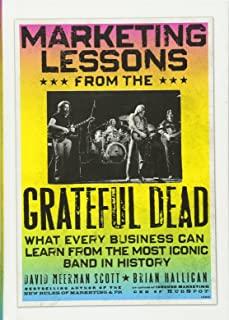 Marketing Secrets of the Grateful Dead